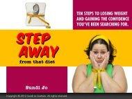 Step Away from That Diet - Sundi Jo