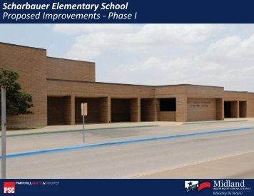 Scharbauer - Midland Independent School District
