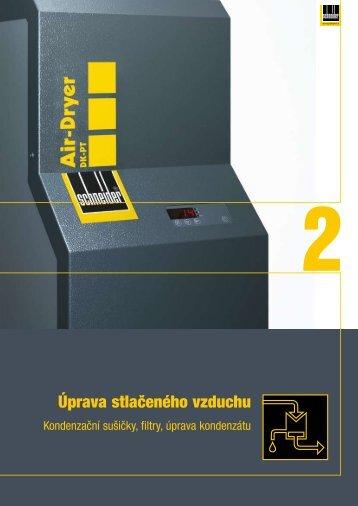 Úprava stlačeného vzduchu - Oblibene.cz