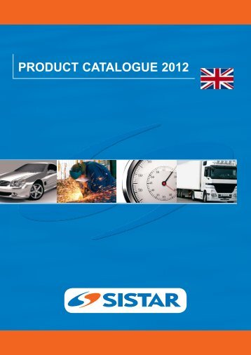 caR ReFiniSHinG iteMS - Sistar Sas