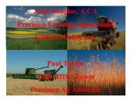 Team Approach to Farm Management Decisions