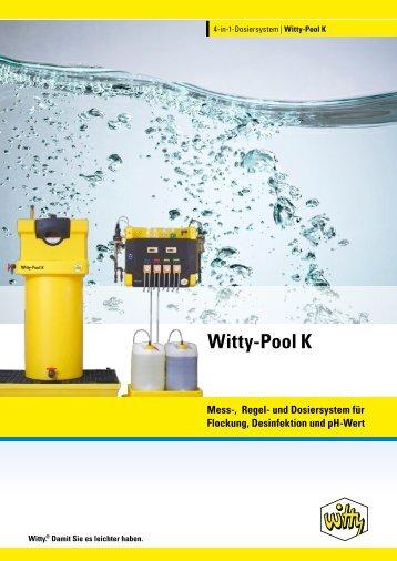 Witty-Pool K - Witty Chemie GmbH & Co. KG