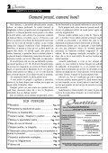 FAŢA NEVĂZUTĂ A INSTANŢELOR pag. 20 - In Justitie - Page 2