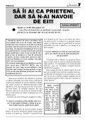 FAŢA NEVĂZUTĂ A INSTANŢELOR pag. 20 - In Justitie - Page 7