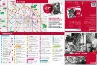 博洛尼亚/ 旅游导图城市的各个场所城门外的地图 - Bologna Welcome