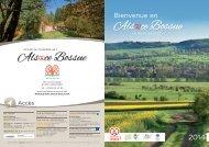 2013 BIENVENUE EN ALSACE BOSSUE Le Pays Secret - Office de ...