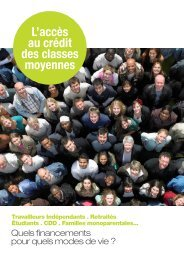 En savoir plus sur cette étude - BNP Paribas Personal Finance