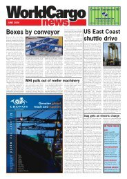 Boxes by conveyor - WorldCargo News Online