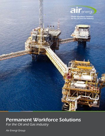 Permanent Workforce Solutions - Air Energi