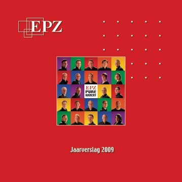 EPZ jaarverslag 2009 [PDF] - Laka.org
