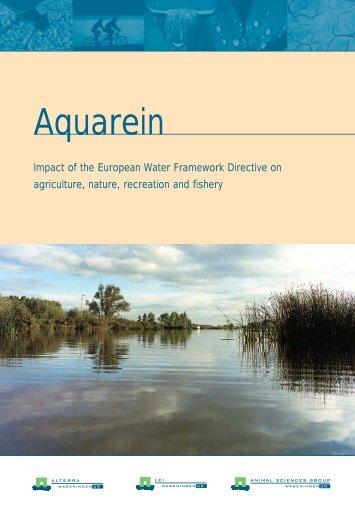 Aquarein - ROOT of content.alterra.wur.nl