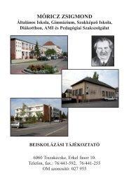 Általános Iskola, Gimnázium, Szakképző - Sulinet