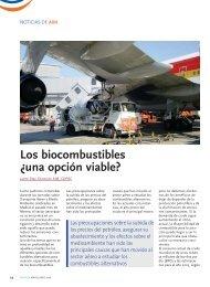 Los biocombustibles - OBSA