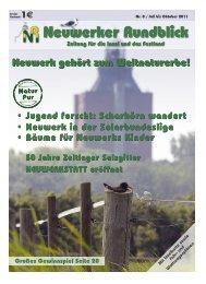 Neuwerker Rundblick - Cuxhavener Nachrichten