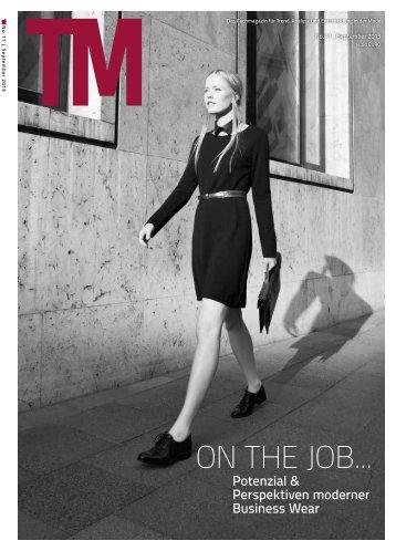 TM Ausgabe_11 2013 - Yvonne Egberink