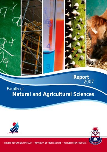 Natland Omslag Eng.cdr - Faculty of Natural and Agricultural ...