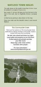 Cuckoostone Walk - Matlock Town Council - Page 2