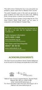 Cuckoostone Walk - Matlock Town Council - Page 6