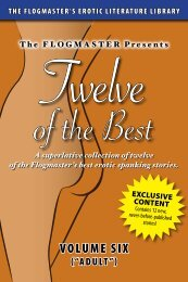 Twelve of the Best - Volume 6 - The Flogmaster's Story Library