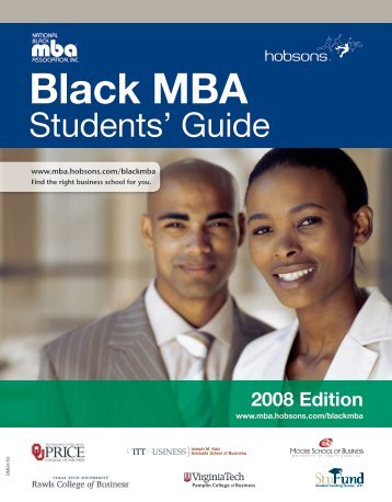 Black MBA - CollegeView