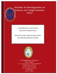Descargar pdf. - Instituto de investigaciones en Ciencias del ...