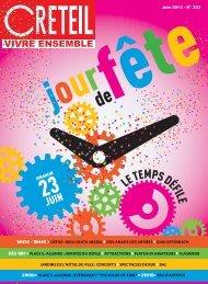 Vivre Ensemble n°333 - Juin 2013 - Créteil