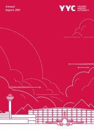 Annual Report 2011 - Calgary International Airport