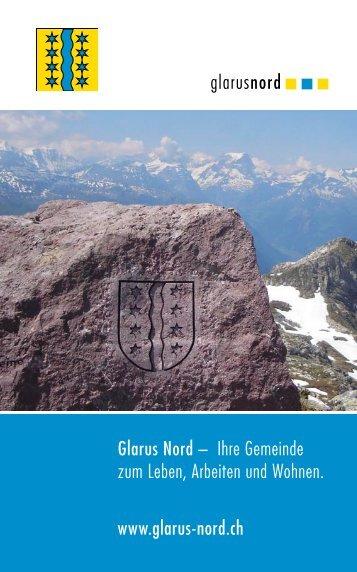 Glarus Nord – Ihre Gemeinde zum Leben, Arbeiten und Wohnen ...