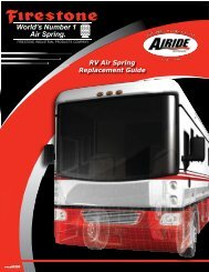 RV Air Spring Replacement Guide - Bushfield Graphic Design