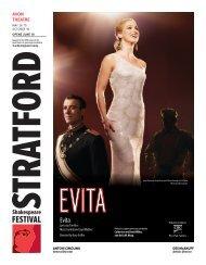 Evita - Stratford Festival