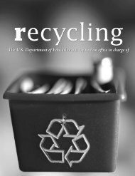 Recycling Reforms - Education Next