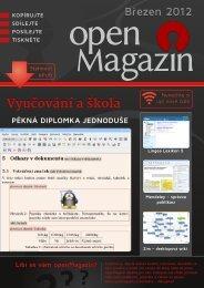 openMagazin 03/2012 PDF