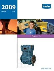 HBS - Haldex Air Compressors 2009 - CARQUEST Auto Parts