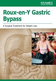Roux-en-Y Gastric Bypass - Veterans Health Library