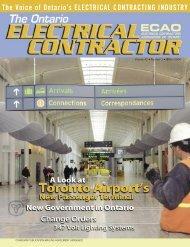Volume 42 • Number 1 • Winter 2004 - Electrical Contractors ...