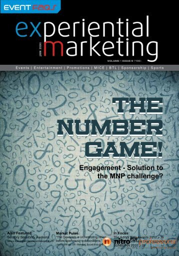 The Number Game! The Number Game! - EventFAQs