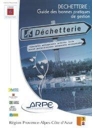 Télécharger le guide - Agence régionale pour l'environnement (ARPE)