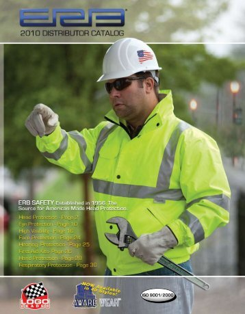 ERB Safety Equipment - Dixie Construction Products