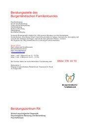 Therapieangebote (PDF 9,5 MB)