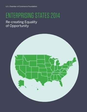 Enterprising States 2014 Single
