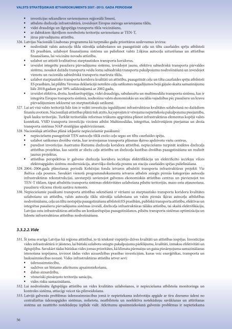 valsts stratēģiskais ietvardokuments 2007.-2013. gada ... - ES fondi