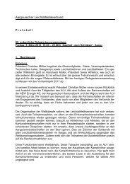 DV 09.03.2012, Protokoll - ALV