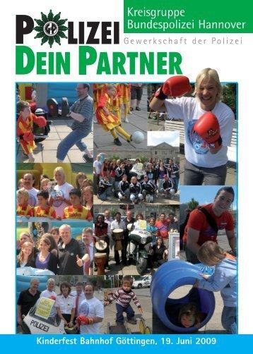 Kreisgruppe Bundespolizei Hannover - bei Polizeifeste.de