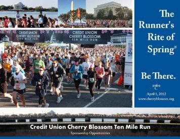 Come Join Us! - Credit Union Cherry Blossom