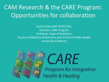 Connecting Through Research - Womens and Children's Health ...