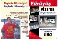 AKP yönetimi alt›nda