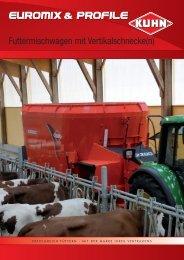 Euromix I, Euromix Plus, Profile Serie 80 - Kuhn Maschinen Vertrieb ...