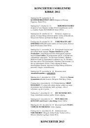 Koncertoversigt 12-13-1.docx - Sorgenfri Kirke