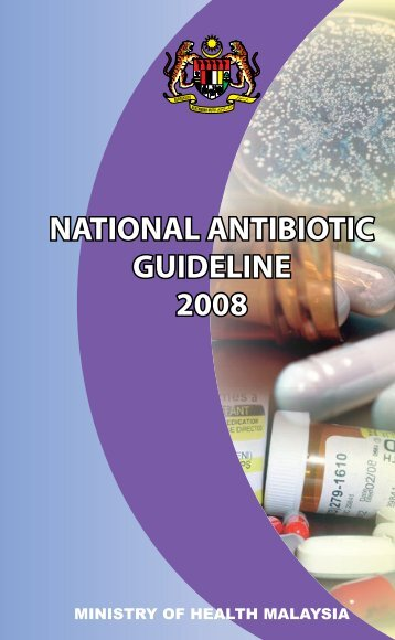 National Antibiotic Guideline - Multiple Choices - World Health ...