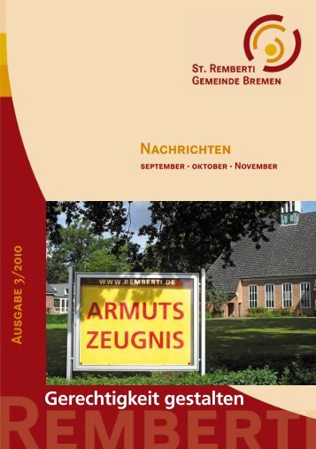 Nebenan - St. Remberti Gemeinde Bremen